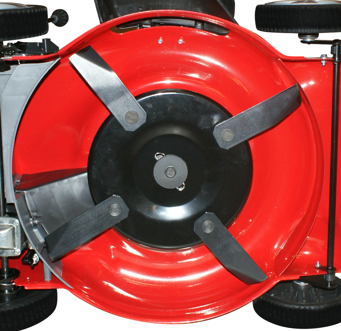 Mower Blades By Size : Fox quot blade self propelled in hp stroke