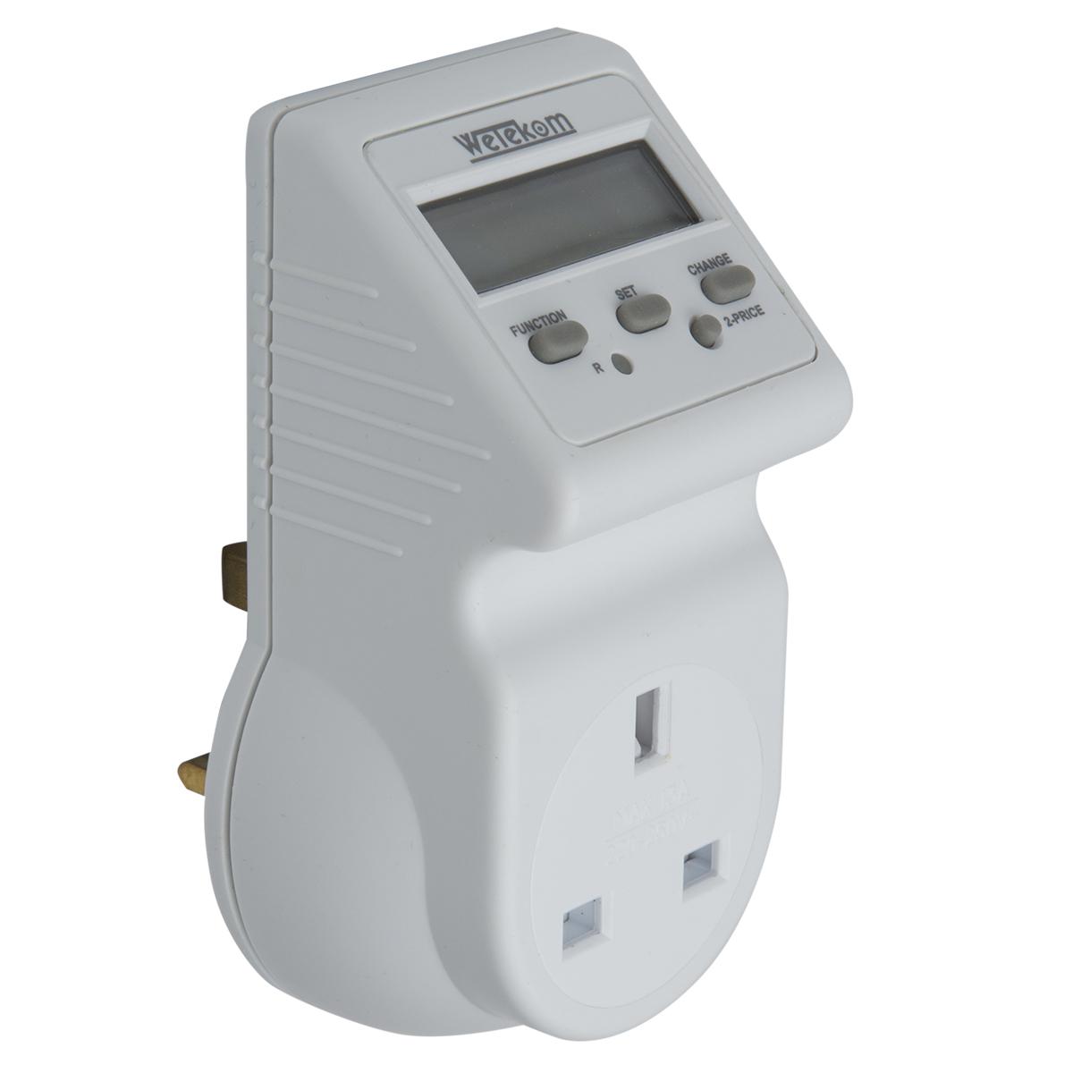 Kilowatt Usage Meter : Energy cost meter plug in monitor power use lower