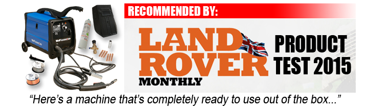 Land Rover Monthly Magazine Recommended